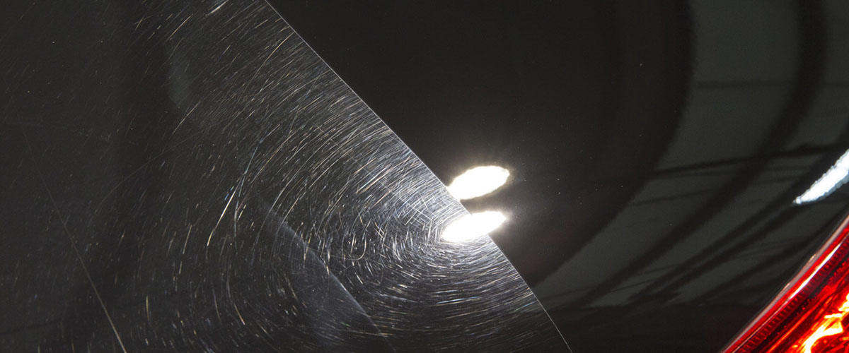 Best 3 step car paint correction services in Bangalore