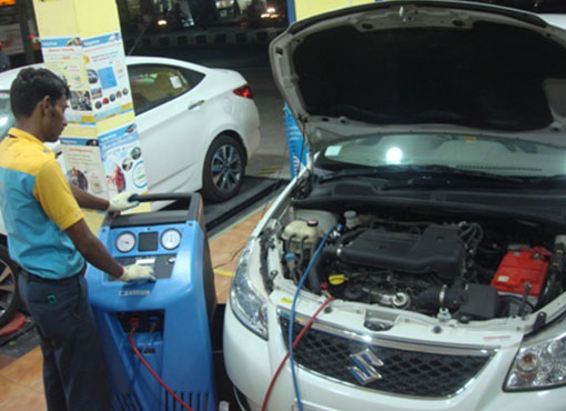 Best Car A/C Recharge and Repair Services Near Me