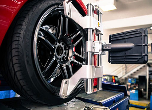 Best Computerized Wheel Alignment in Bangalore near me