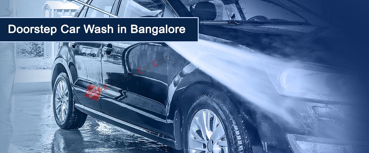 Best Doorstep Car Wash in Bangalore