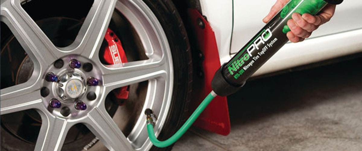 Best Nitrogen Tyre Inflation Services in Bangalore
