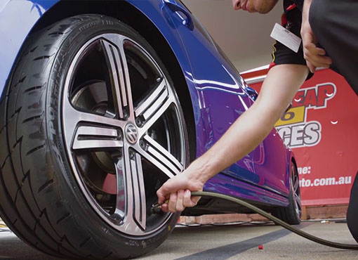 Best Nitrogen Tyre Inflation Services Near Me