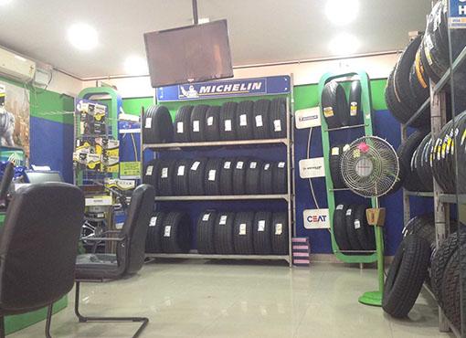 Best Tyre Shop Near Me