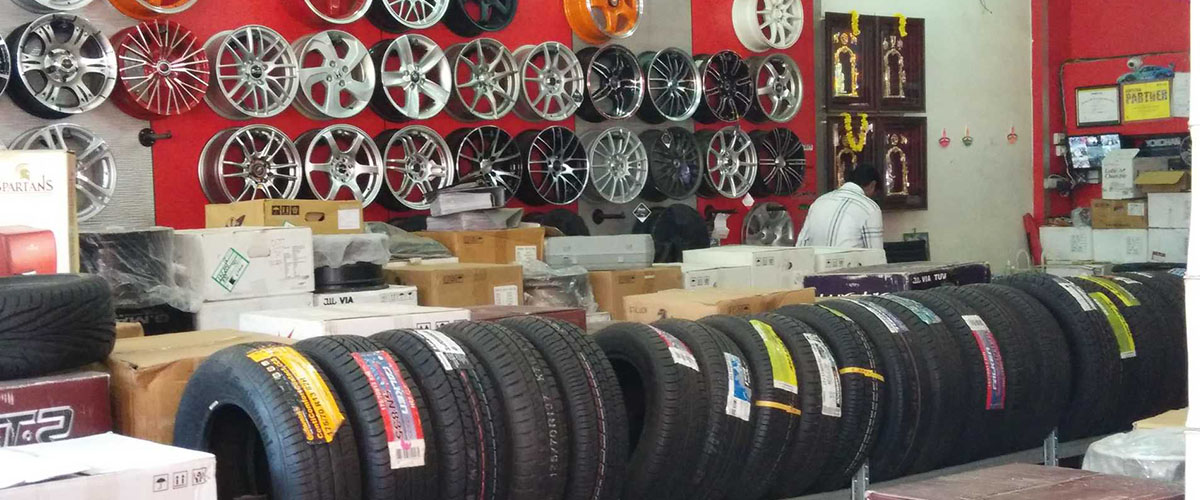 Best Tyre Shops in Bangalore