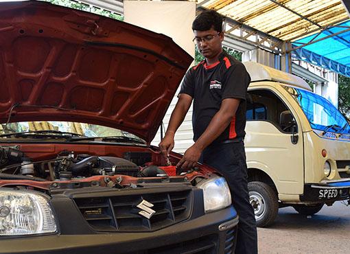 Car breakdown service in Bangalore