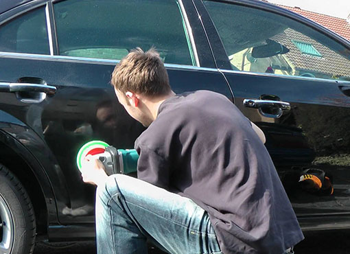 Car cleaning and polishing services near me in Bangalore