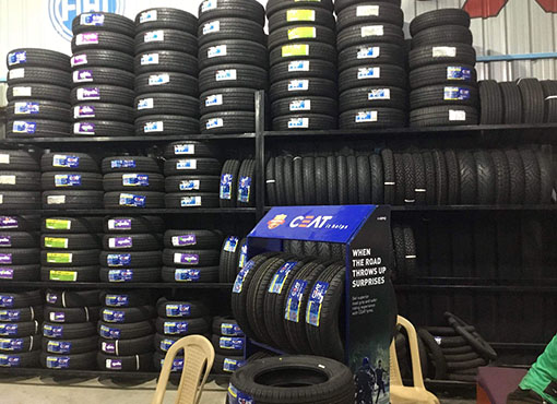 Car Tyre Shop in Bangalore