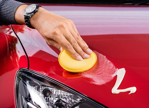 Car Waxing Services near me in Bangalore